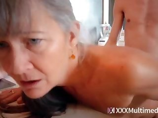 Taboo family three-way - frozen boink gals