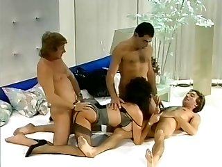 Exotic porn movie Retro crazy pretty one