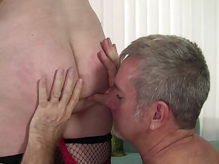 Fatty sexy wife takes cock like candy.m