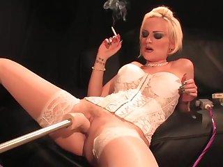 Smoking Fucking Machine