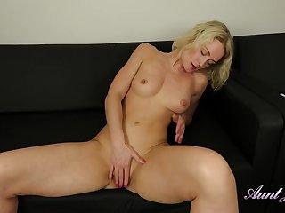 Solo Masturbation Of Hungry Schoolgirl