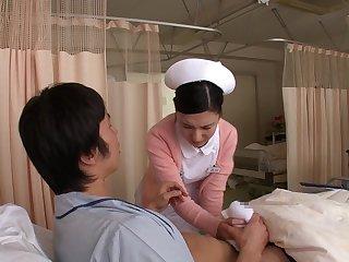 Iori Kogawa gangbang nurse