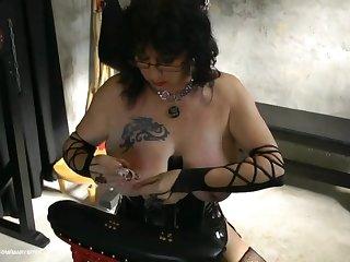 I Torture My Big Tits Pt2 - TacAmateurs