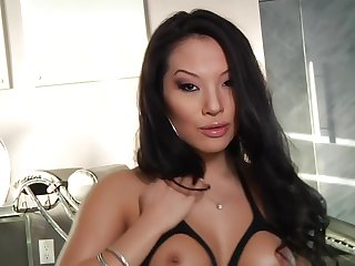 ThirdMovies - Asa Akira - Goes Ass To Facial Fast
