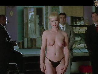 Amazing well known actress Patricia Arquette is actually made for nude scenes