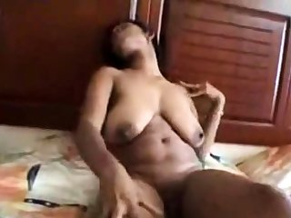 mature desi injure