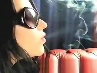 Versatile Smoking Teen Wild Naked