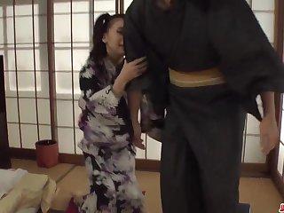 Naughty Yui Oba enjoys man  - More at Japanesemamas.com