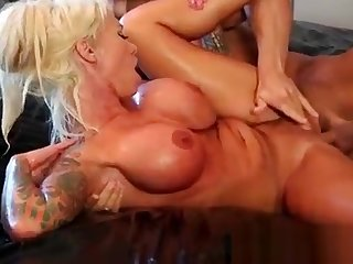 Japanese Nuru Slippery Massage And Sexy Fuck On Air Matress 28