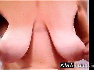 saggy tits, big nipples