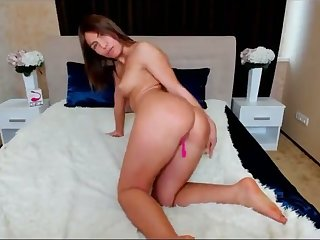 horny milf loves fingerfucking her juicy pussy