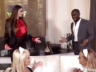 Anal Hardcore Sluis Love Black Male Pole - ANALDIN