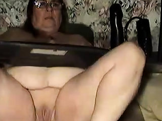 Granny webcam fun (2)